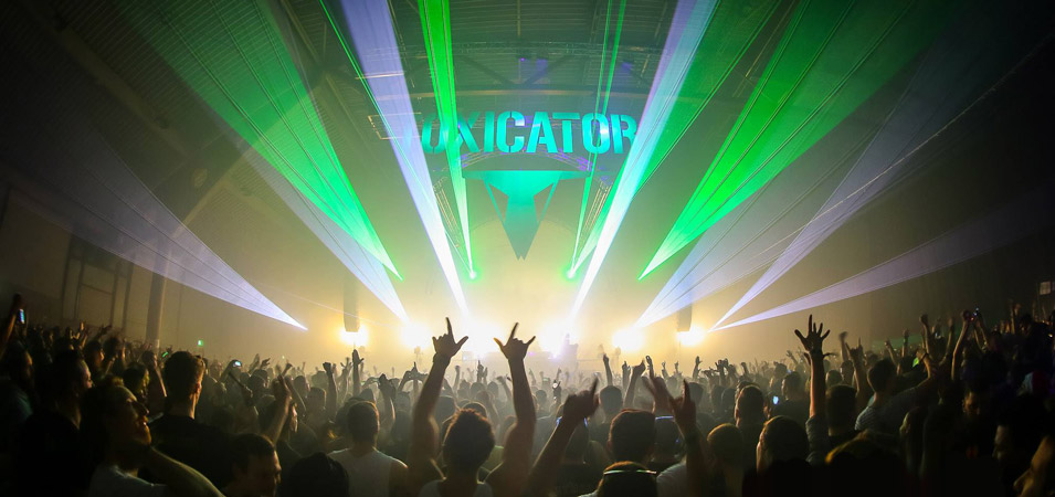 Win Tickets to Toxicator 2017