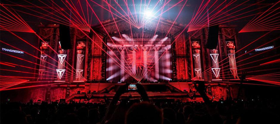 Transmission B2B Imagination: One Ticket, Two Festivals