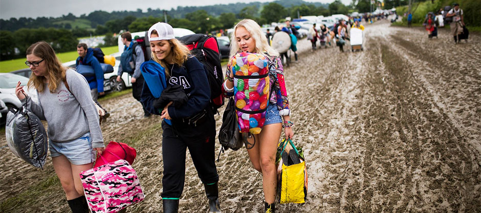 UK Festival Fashion: How to Pack for Any Weather