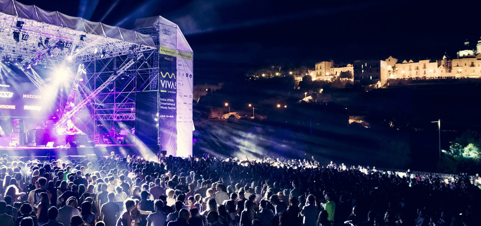 VIVA! Festival Announce Arca, The Black Madonna, Jamie xx, Goldie and More