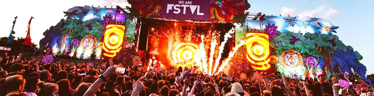 We Are FSTVL 2017 Announces Phase 2 Lineup
