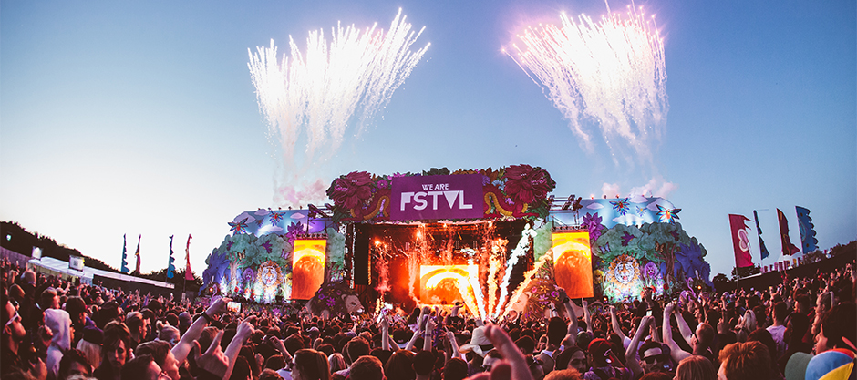 We Are FSTVL 2016: First Lineup Announcement