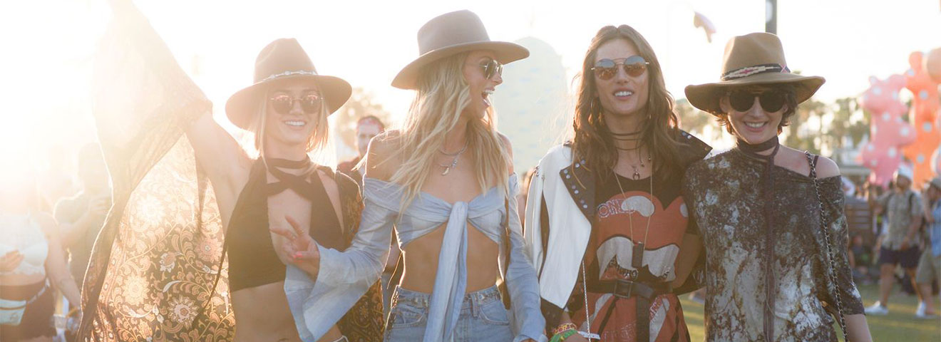 What to Wear to a Festival: Ultimate A-Z for 2017