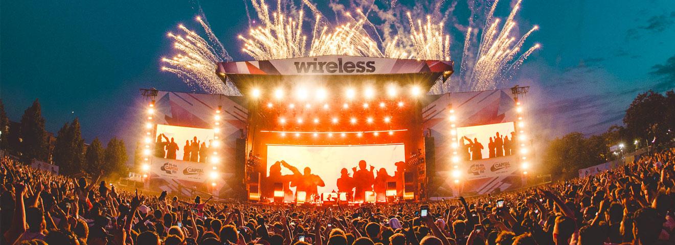 J. Cole, Stormzy & DJ Khaled to Headline Wireless Festival 2018