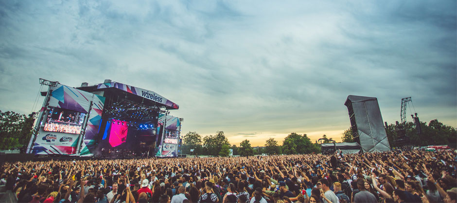 Chance the Rapper, Skepta and The Weeknd to Headline Wireless Festival 2017