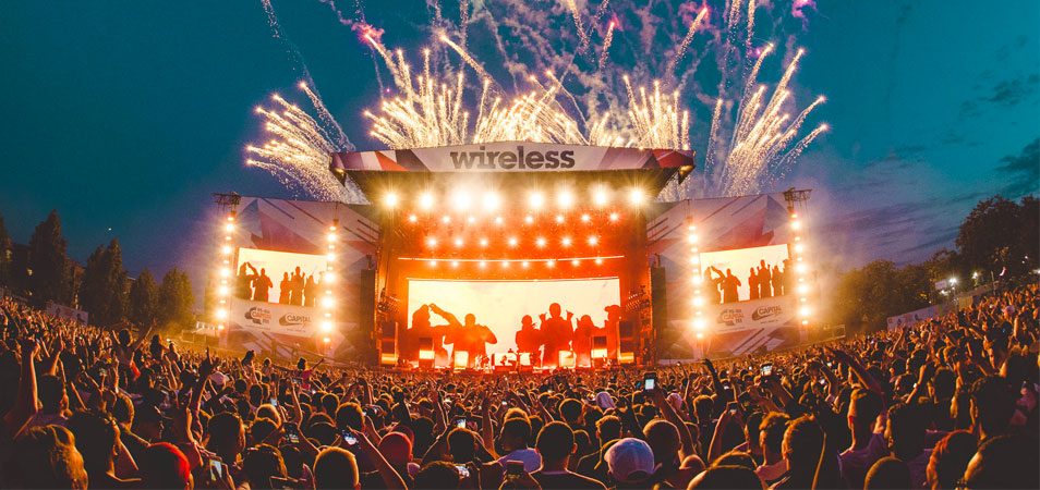 J. Cole, Stormzy & DJ Khaled to Headline Wireless Festival 2018