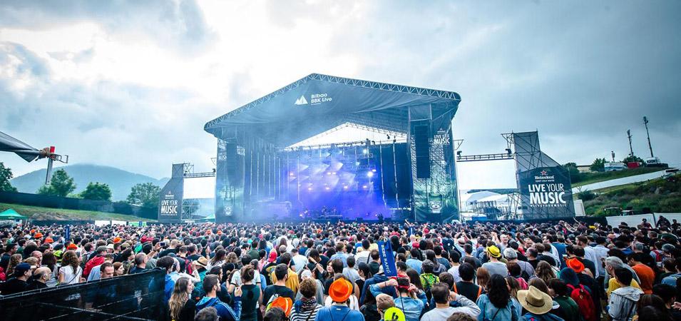 Gorillaz y The xx, cabezas de cartel en el Bilbao BBK Live 2018