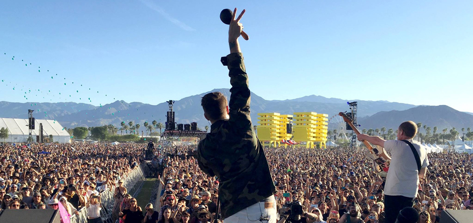 Here's How To Smash Coachella's 2018 Lineup