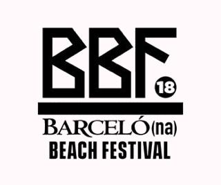 BBF: Barcelona Beach Festival 2018