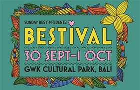 Bestival Bali 2017