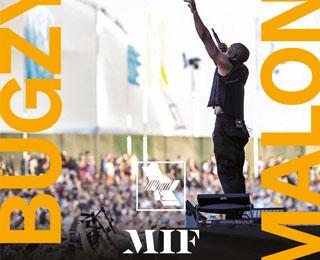 WHP x MIF 2018: Bugzy Malone – 9 November