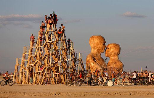 Burning Man 2016 in Black Rock City, United States – Festicket