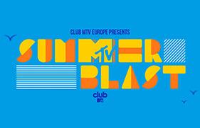 Club MTV Europe Summerblast 2016