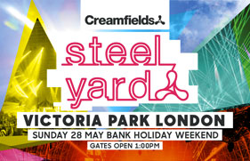 Creamfields Presents Steel Yard London – Axwell ^ Ingrosso