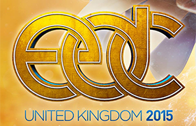 Electric Daisy Carnival – EDC UK 2015