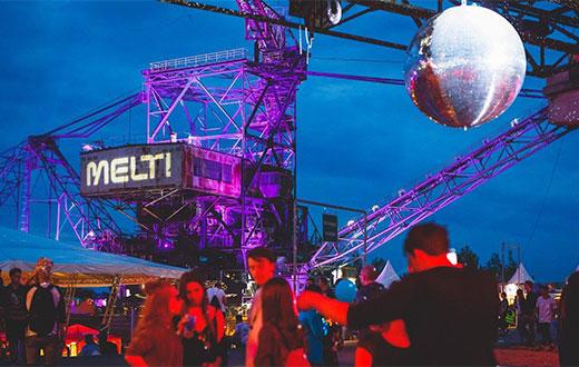 Melt Festival 2018 In Gr 228 Fenhainichen Allemagne Festicket