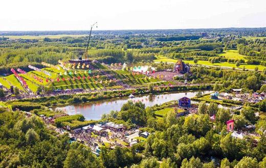 Mysteryland 2016 in Amsterdam, Netherlands – Festicket