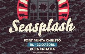 Seasplash Festival 2018