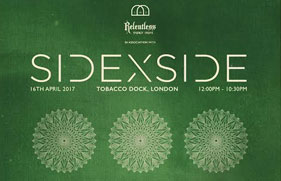 LWE & Relentless: SIDEXSIDE with Jamie Jones 2017