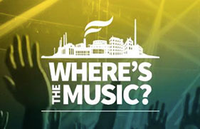 Where's the Music? 2015