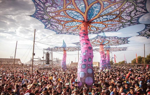 Monegros Desert Festival 2014 thumb 2